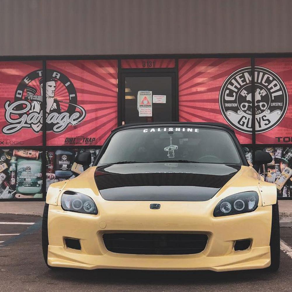 Detail Garage Fresno