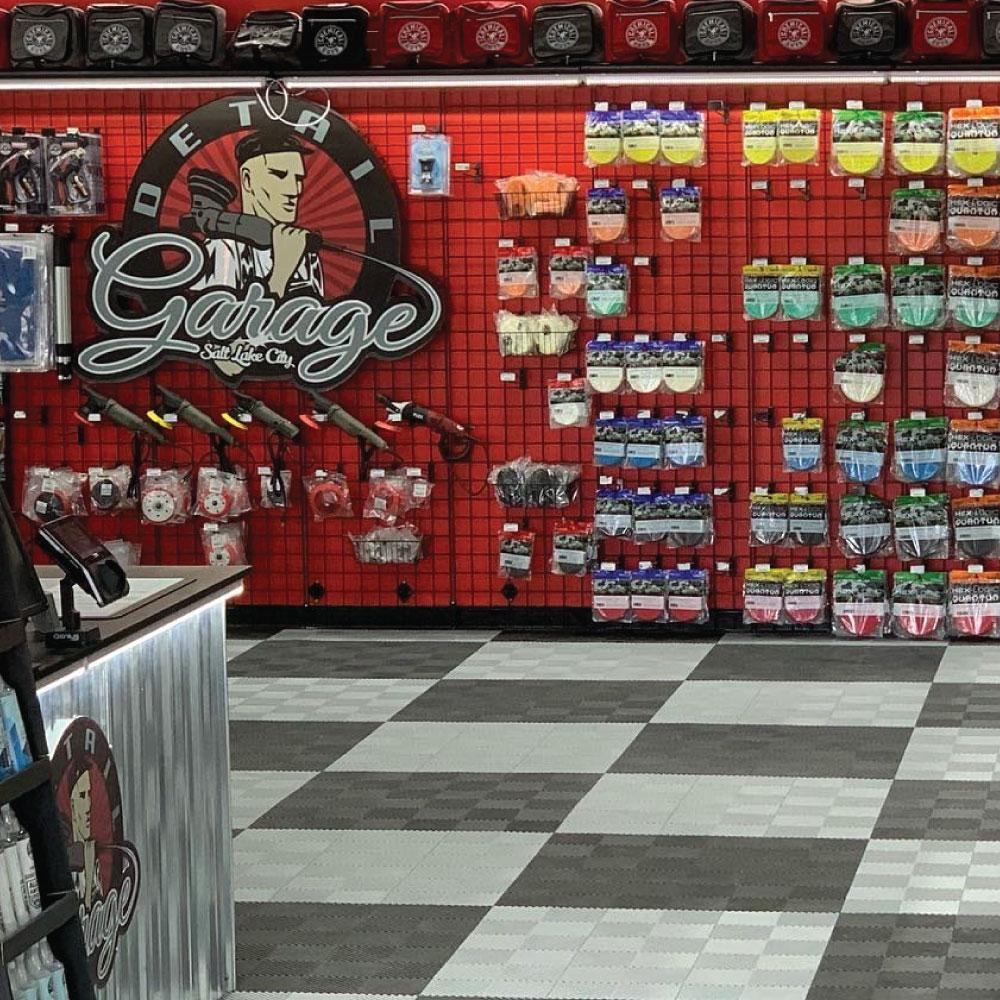 Detail Garage Salt Lake City