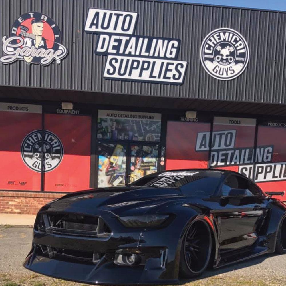 Detail Garage Charlotte