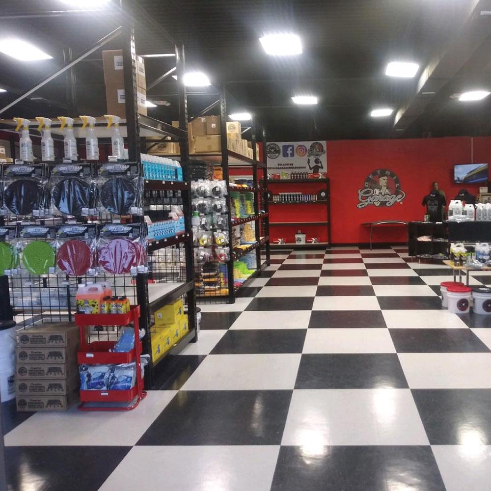 Detail Garage Melbourne 1