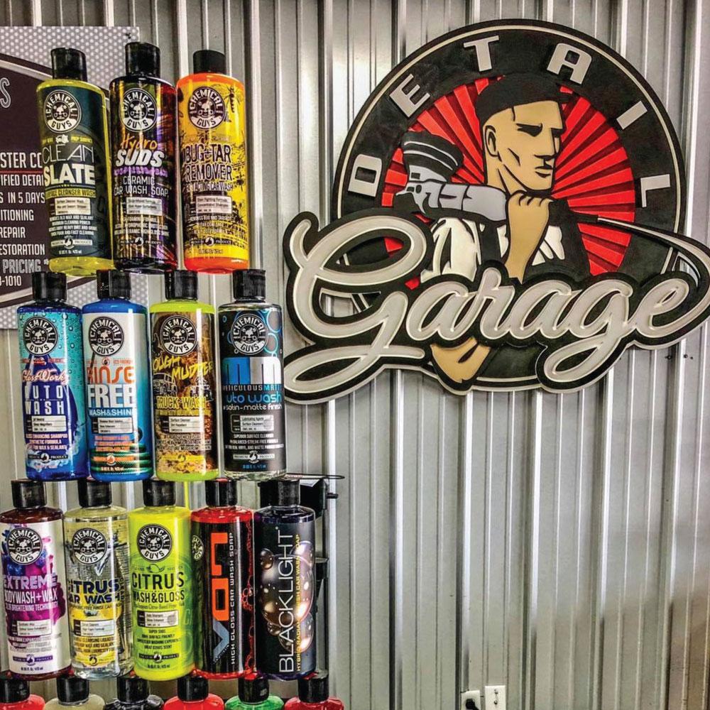 Detail Garage Jacksonville