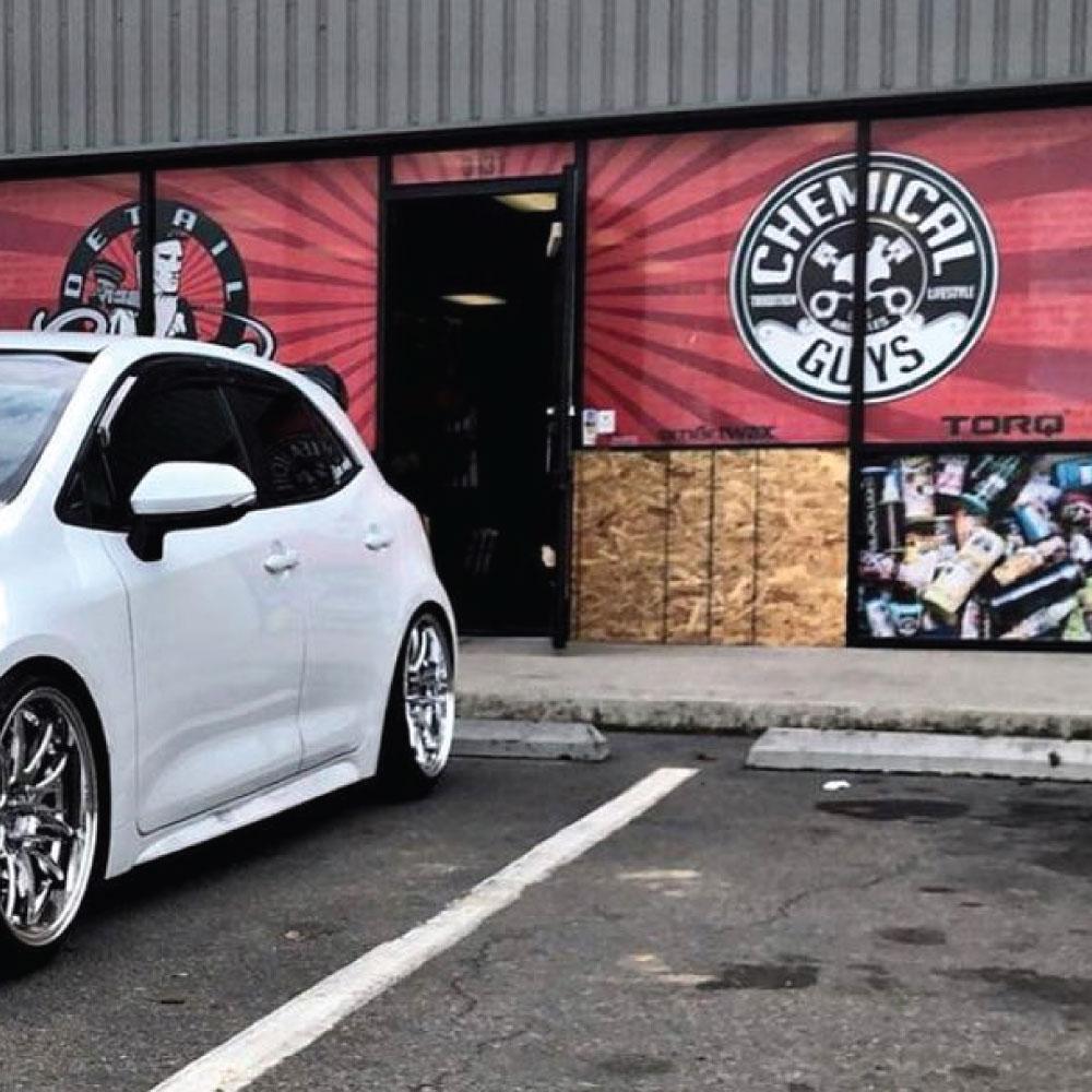 Detail Garage Fresno 2