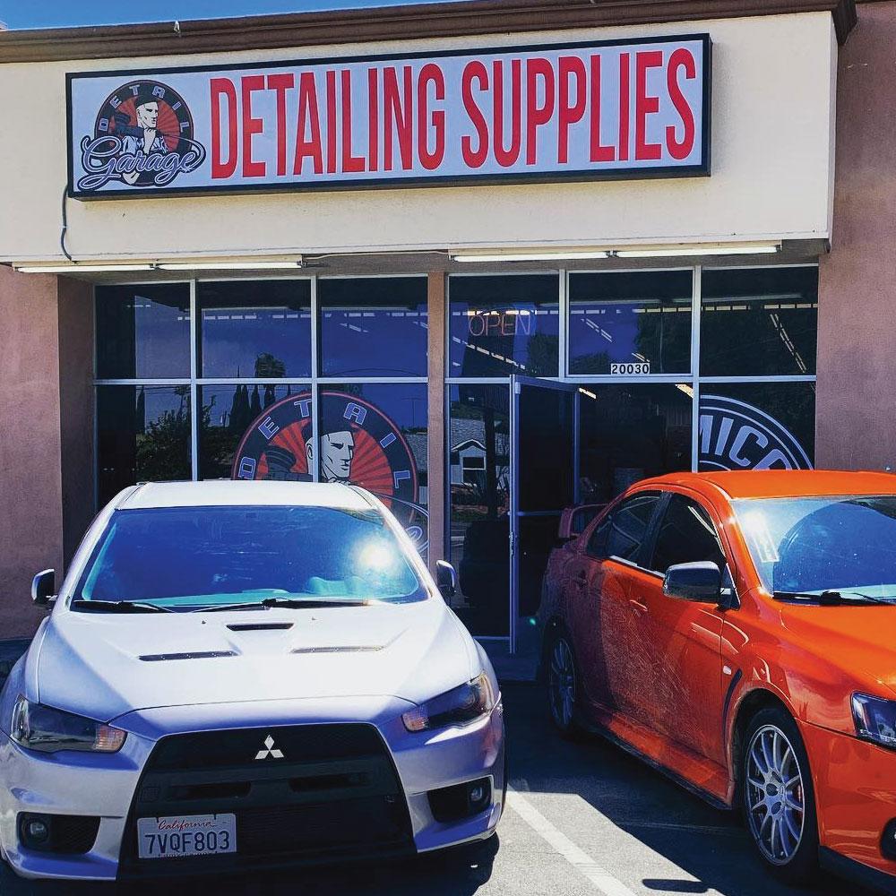 Detail Garage San Fernando Valley 5