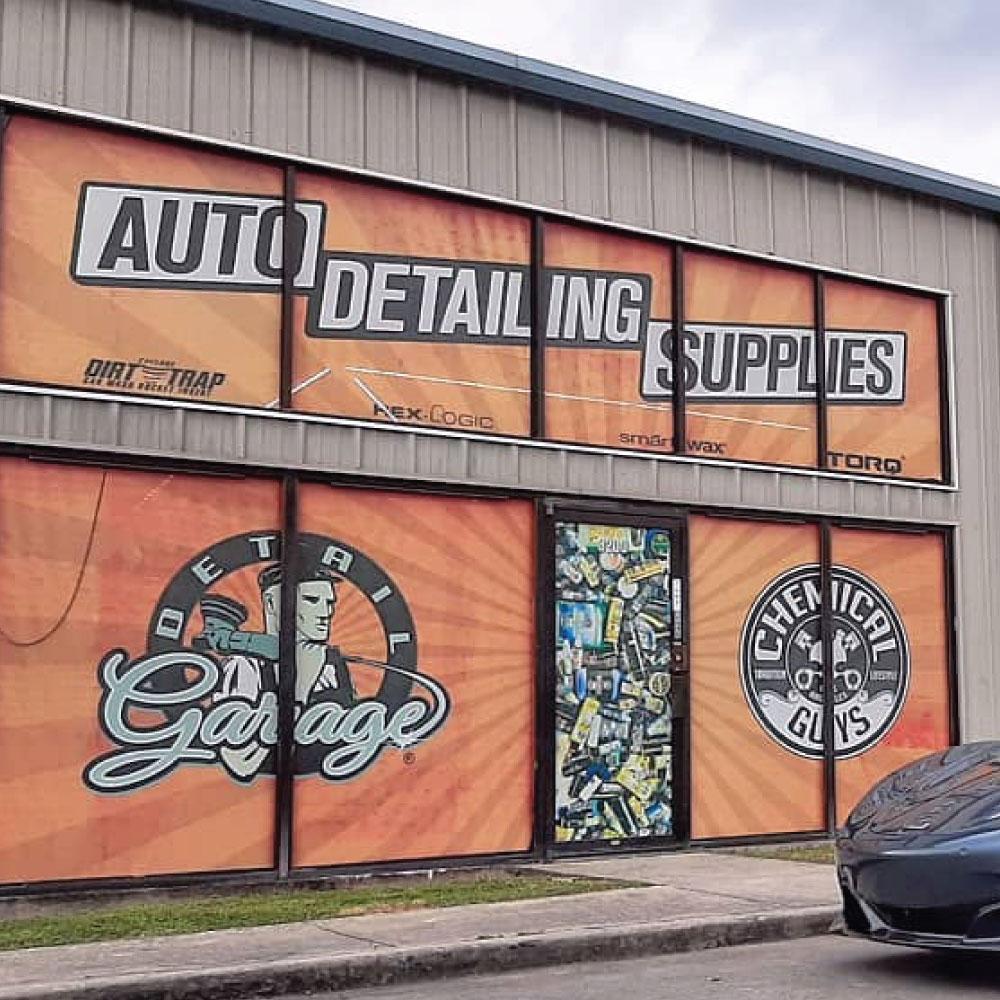 Detail Garage Houston