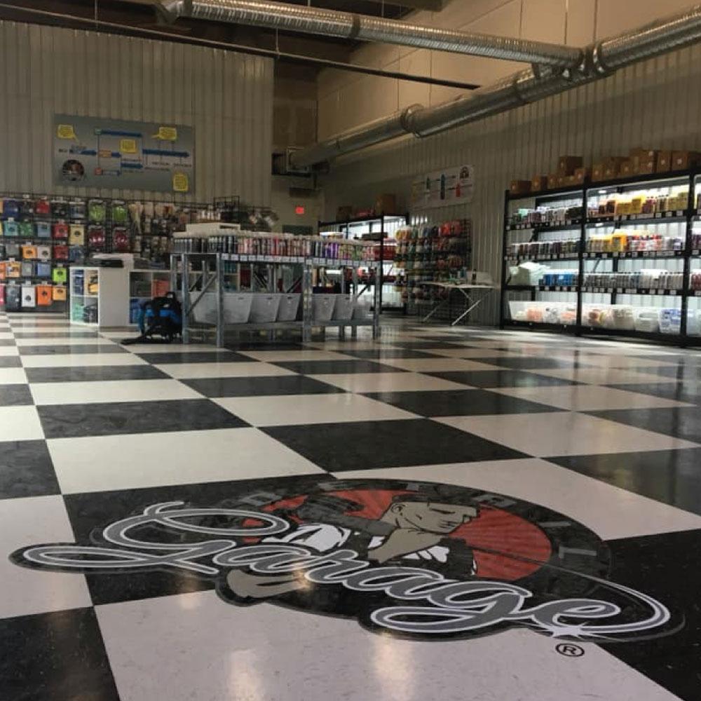 Detail Garage edmonton